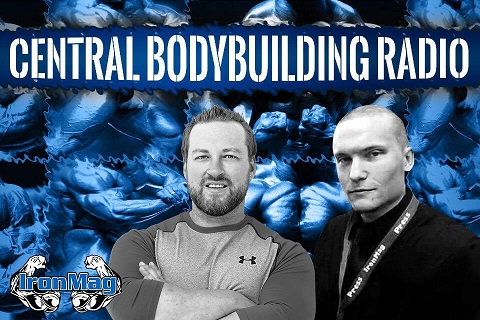 central bodybuilding radio show