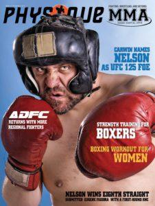 Physique MMA Magazine