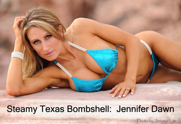 interview with bikini competitor jennifer dawn