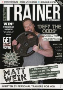 Personal Trainer Magazine march 2016