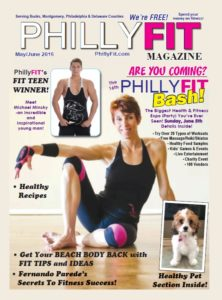 PhillyFit Magazine may/june 2016