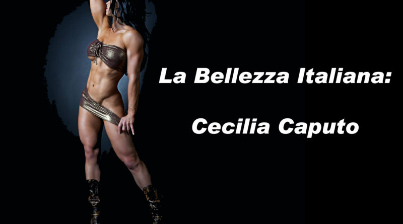 interview with cecilia caputo
