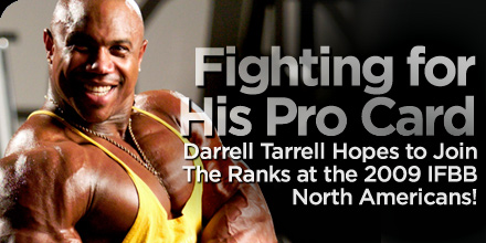 interview with darrell terrell