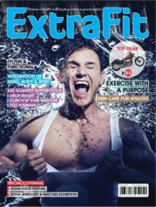 extrafit magazine march 2011