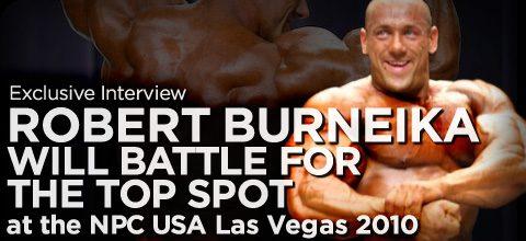 interview with bodybuilder robert burneika