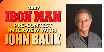 interview with john balik