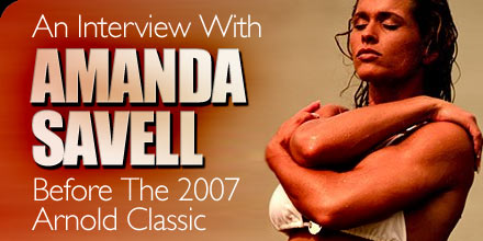 interview with amanda savell
