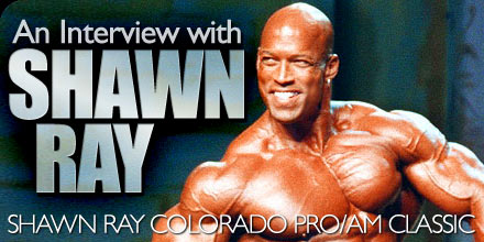 interview with shawn ray