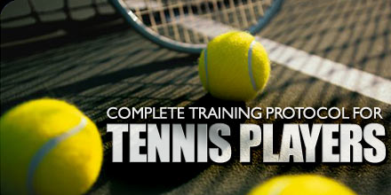 Training Protocol For Tennis Players