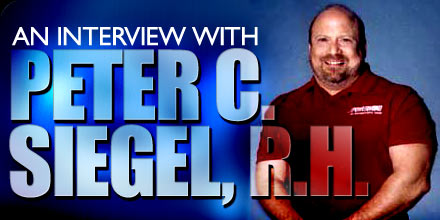 interview with peter siegel
