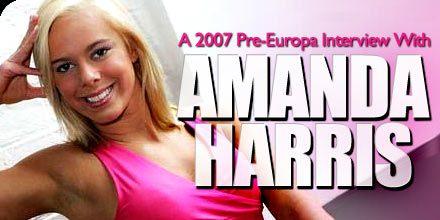 interview with amanda harris