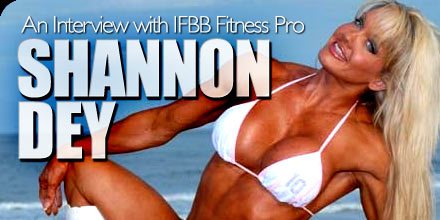 interview with bombshell shannon dey