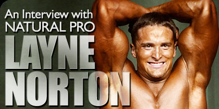 interview with layne norton