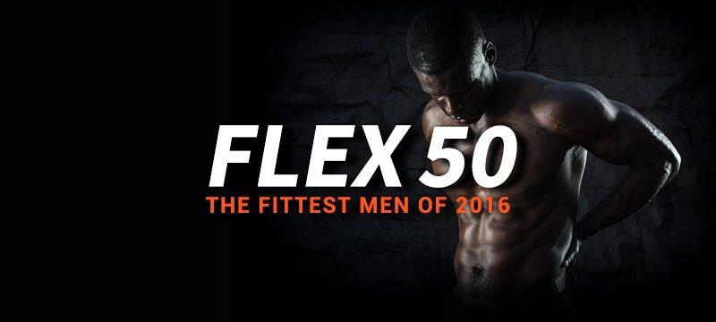 fittest men