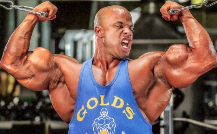 victor martinez ifbb bodybuilder