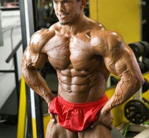 stan mcquay ifbb bodybuilder