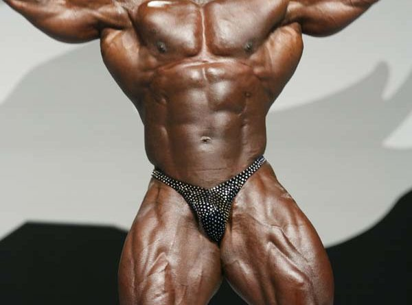 toney freeman NSL bodybuilder