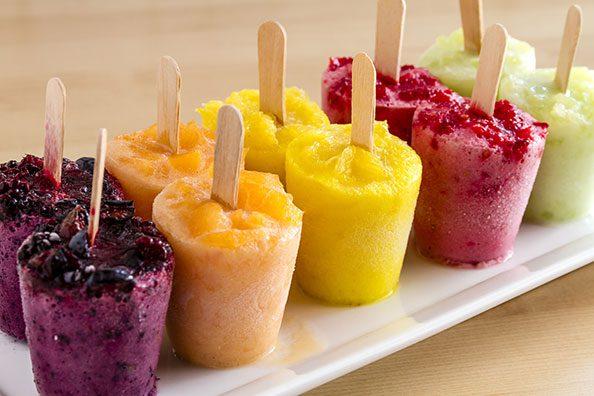 healthy frozen snacks