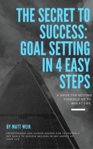 secret to success