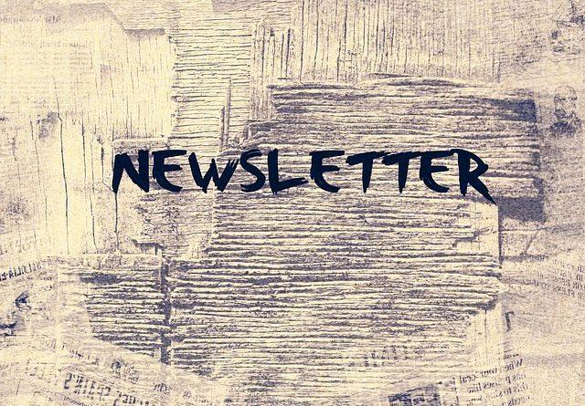 health fitness newsletter