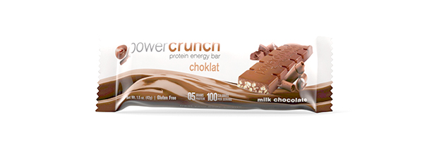 power crunch choklat