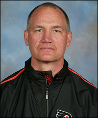 Philadelphia Flyers Strength Coach Jim McCrossin