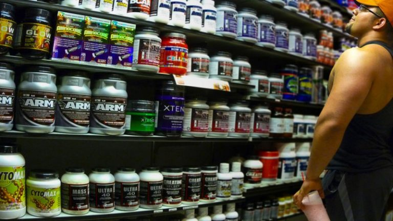 supplement industry