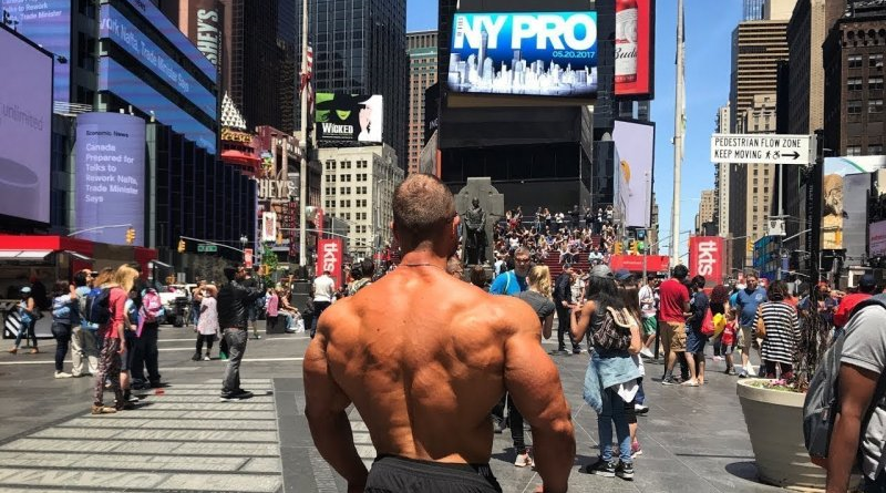 bodybuilders get the cold shoulder