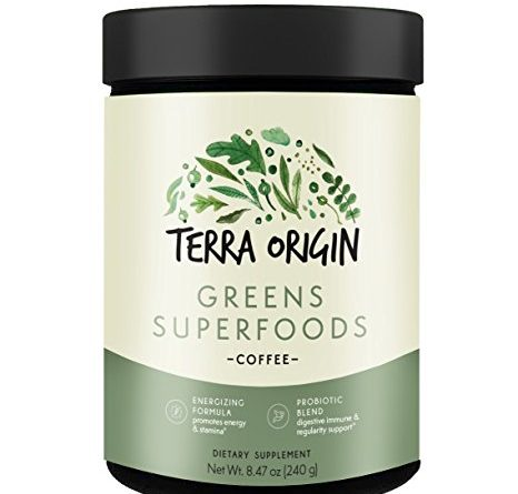 terra origin greens superfoods