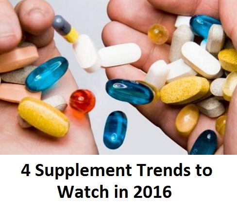 Supplement Trends to Watch