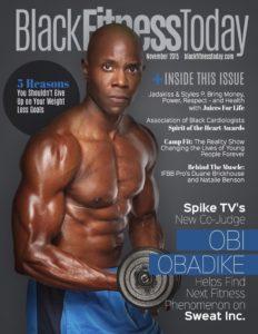 Black Fitness Today Magazine
