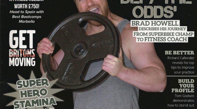 Personal Trainer Magazine march 2016