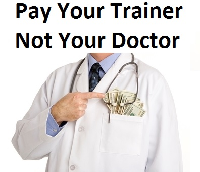 Pay Your Trainer