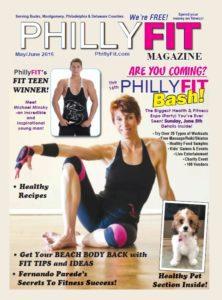 PhillyFit Magazine may/june 2016