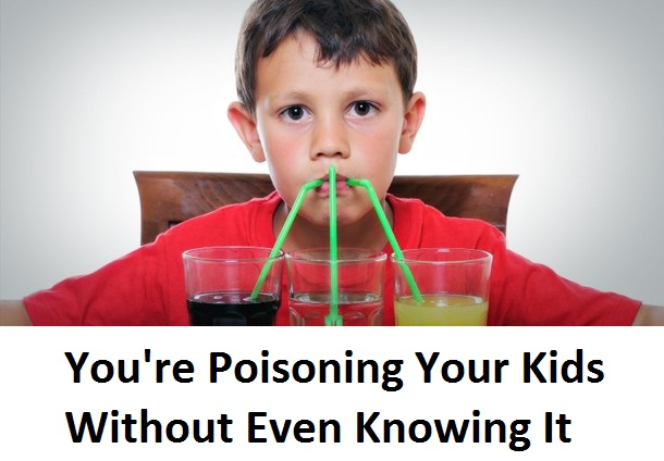 You're Poisoning Your Kids