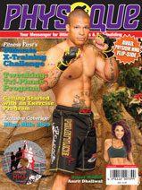 physique magazine january 2010