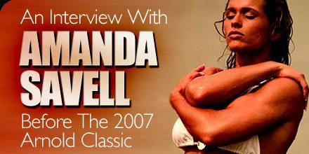 Amanda Savell