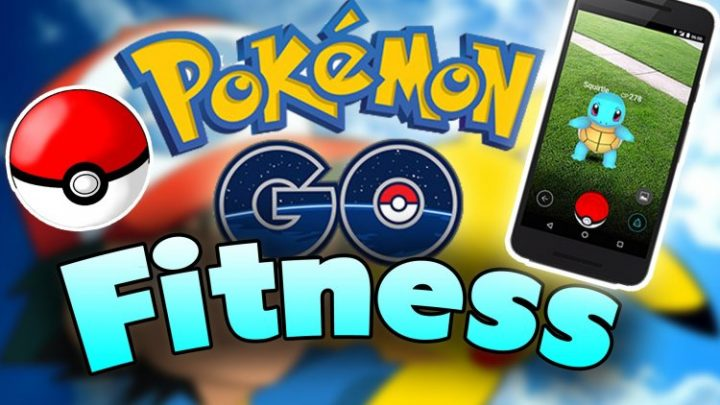 pokemon go health benefits