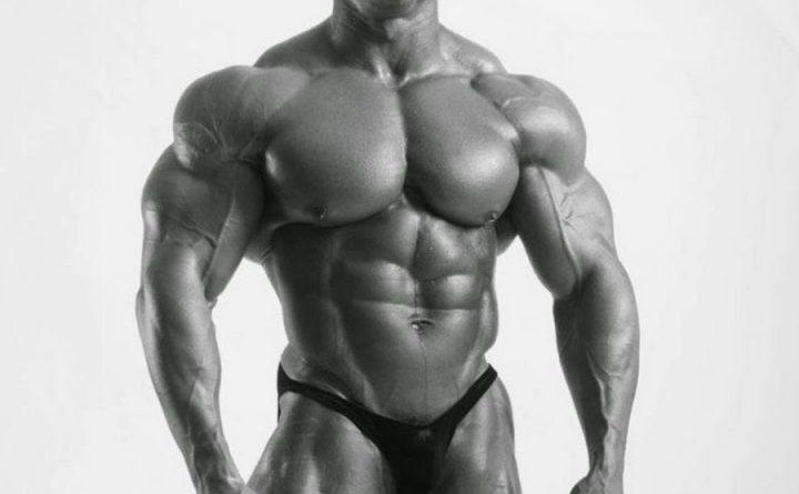 cedric mcmillan ifbb bodybuilder