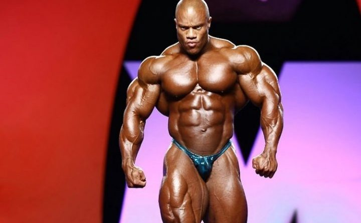 phil heath ifbb bodybuilder