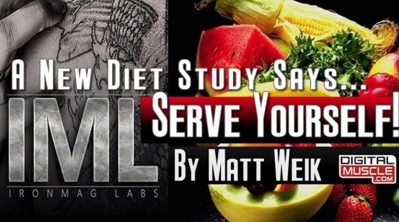 new diet study