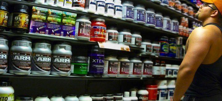 supplement companies