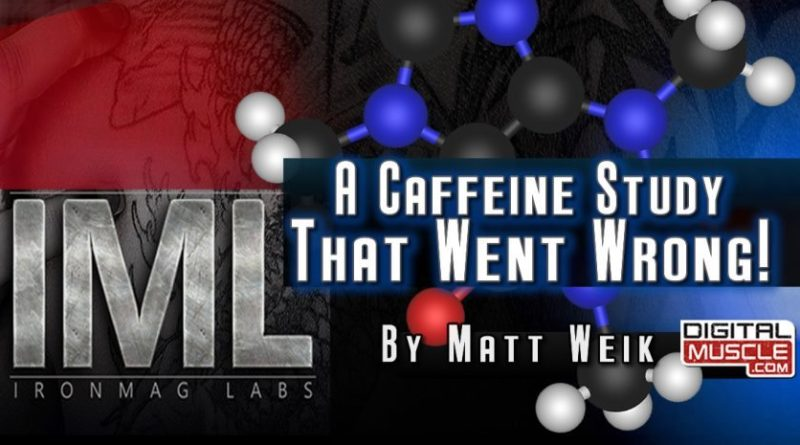 caffeine study