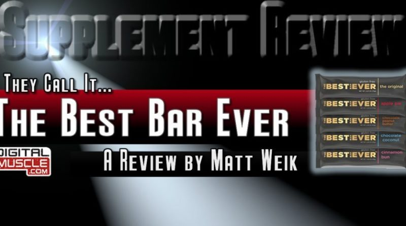 best bar ever review