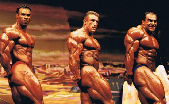 rivalries in bodybuilding