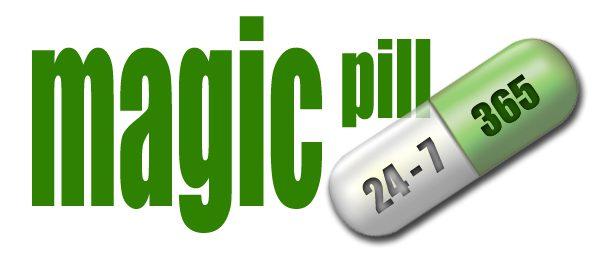 magic fitness pill
