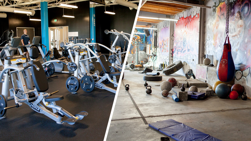 high end gyms versus old school gyms which one is right for you weik fitness llc. Black Bedroom Furniture Sets. Home Design Ideas
